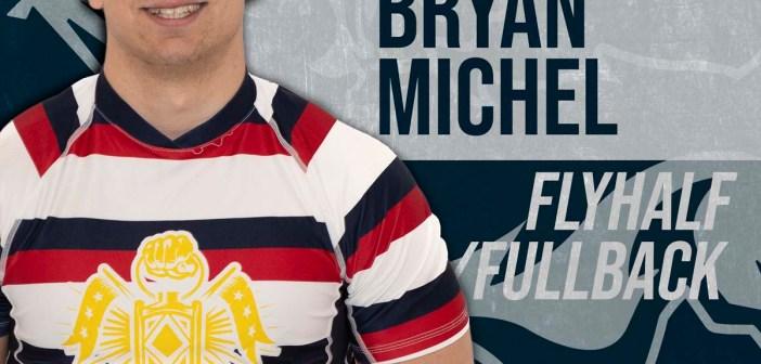 New England Free Jacks Signs Bryan Michel
