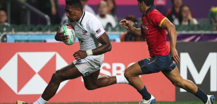 USA Men's Sevens 2019 Singapore Sevens Squad