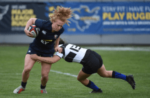 USA Women's Eagles Edged By Barbarians