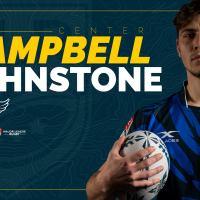 Glendale Raptors Re-Signs Campbell Johnstone