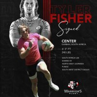 Utah Warriors Signs Tyler Fisher