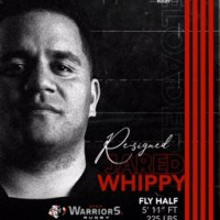 Utah Warriors Josh Whippy 2020 Profile