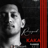 Utah Warriors Jackson Kaka 2020 Profile