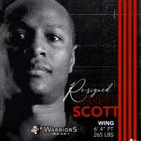 Utah Warriors Kenny Scott 2020 Profile