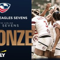 USA Women Claim Bronze at 2019 Dubai Sevens