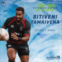 Seattle Seawolves Signs Sitiveni Tamaivena