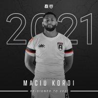 Rugby ATL Re-Signs Maciu Koroi
