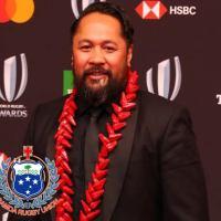 Mapusua Seilala Mapusua Named Manu Samoa Head Coach