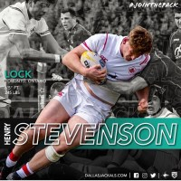 Dallas Jackals Signs Henry Stevenson