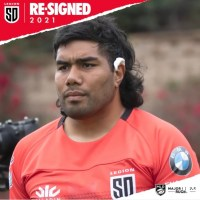 San Diego Legion Re-Signs Tevita Tameilau
