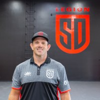 San Diego Legion Names Ian Gibbons Director of Athletic Performance