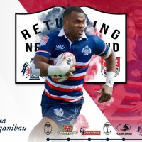 New England Free Jacks Re-Signs Poasa Waqanibau