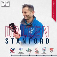 New England Free Jacks Ambassador Dallen Stanford