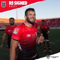 San Diego Legion Re-Signs Peter Malcolm