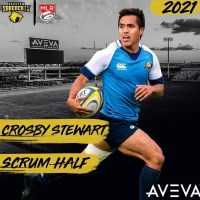 Houston SaberCats Signs Crosby Stewart