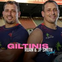 LA Giltinis Signs Ruan Smith