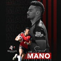 Utah Warriors Signs Joe Mano