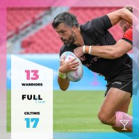 LA Giltinis Edges Utah Warriors in Western Conference Final