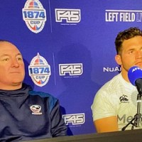 Post Match Press Conferences USA Rugby vs New Zealand All Blacks