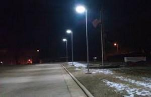 parking lights