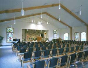 Chapel Left