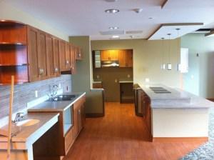 Greencroft kitchen