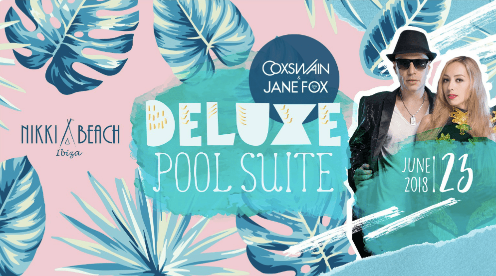 DELUXE POOL PARTY | NIKKI BEACH – IBIZA