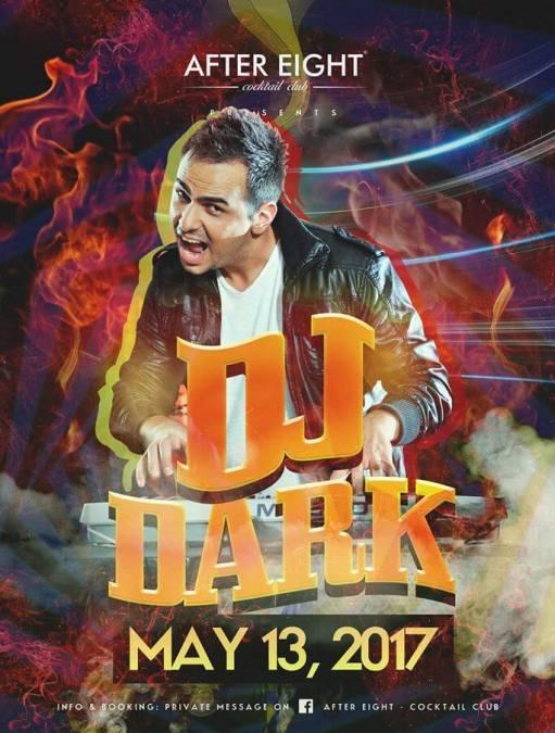 Dj Dark @ After Eight (Cluj-Napoca)