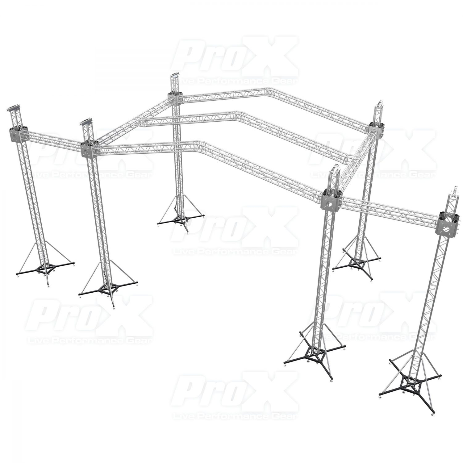 Prox Xtp Gs Pr3 12d Stage Truss Roofing System