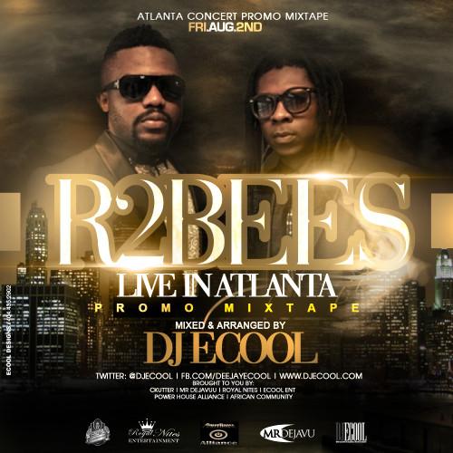 r2bees Promo mixtape