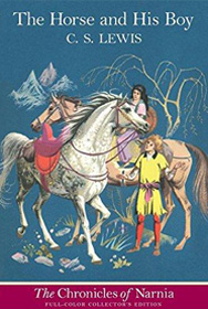 horse and his boy book cover