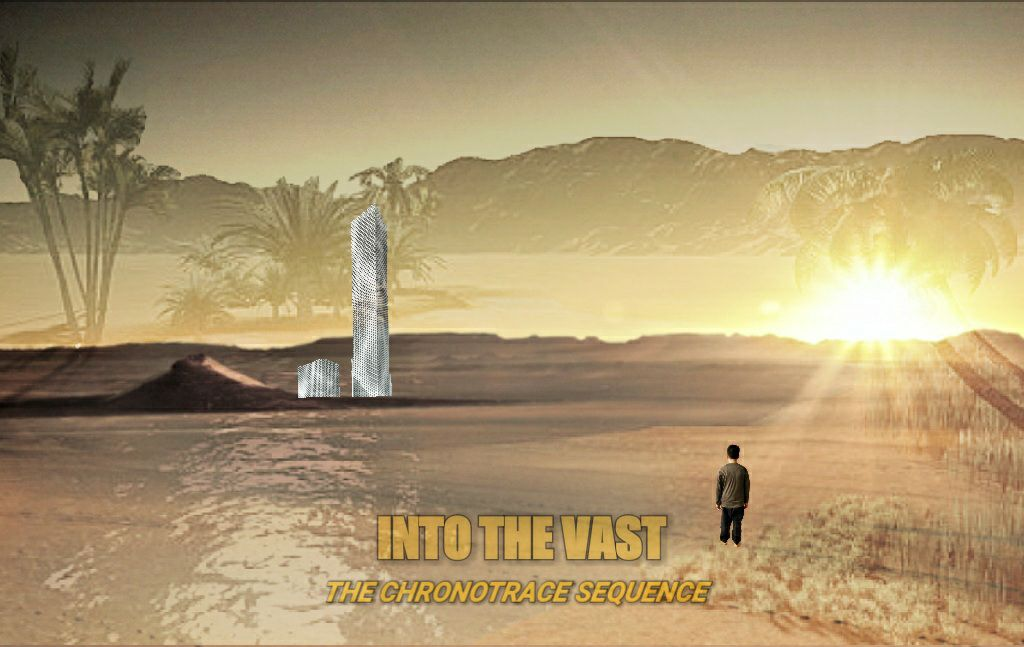 fan made poster into the vast