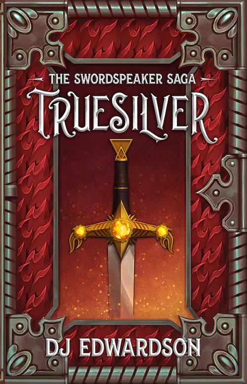 truesilver fantasy book cover