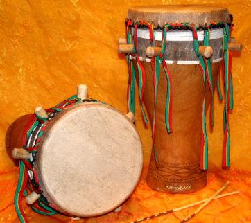 Sabar Trommel Kaufen  Afrikanische Trommeln von Djembe Art