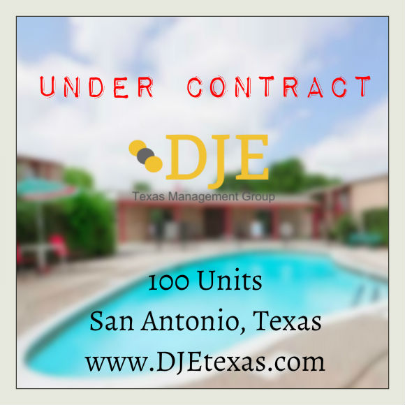 100 Units – Under Contract