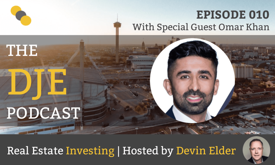 DJE Podcast 010 – Advanced Underwriting with Omar Khan