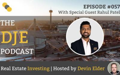 DJE Podcast #057 with Rahul Patel