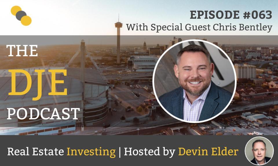 DJE Podcast #063 with Chris Bentley