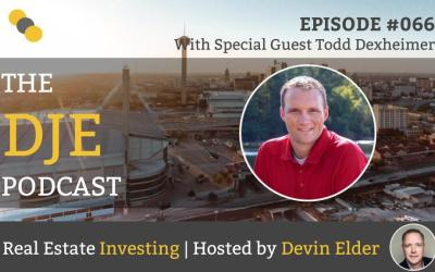 DJE Podcast #066 with Todd Dexheimer