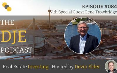 DJE Podcast #084 with Gene Trowbridge