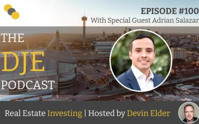 DJE Podcast #100 with Adrian Salazar