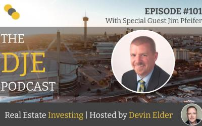 DJE Podcast #101 with Jim Pfeifer