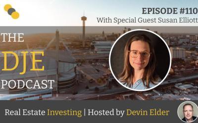 DJE podcast #110 with Susan Elliott