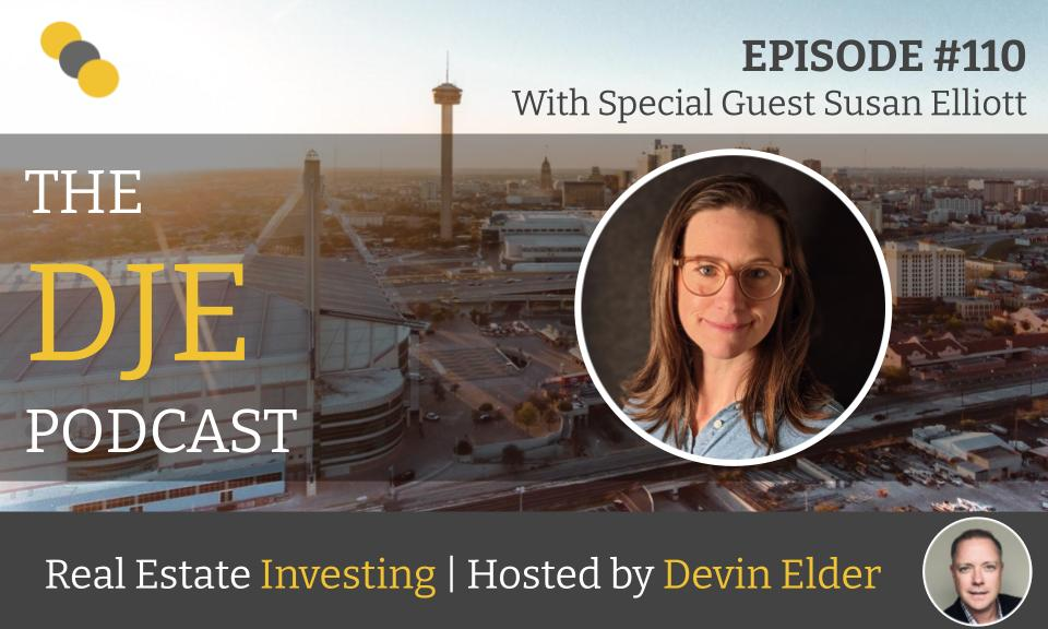 DJE podcast #110 with Susan Elliott