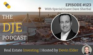 The DJE Multifamily Podcast #123 with Dave Sherbal