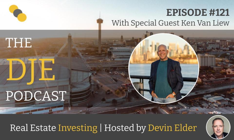 The DJE Multifamily Podcast #121 with Ken Van Liew