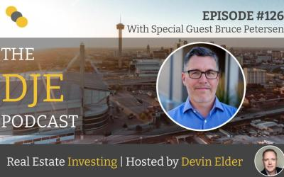 The DJE Multifamily Podcast #126 with Bruce Petersen
