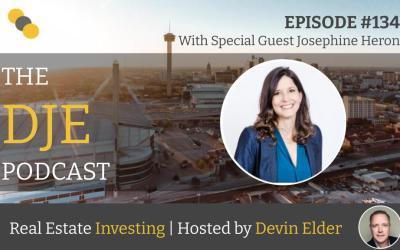 The DJE Multifamily Podcast #134 with Josephine Heron