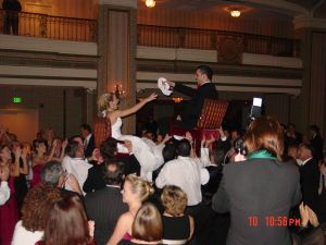 Chair Dance DJ Frank Young Bilingual Wedding DJ Dallas Forth Worth English Spanish