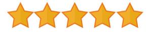 5-stars-icon-image-vector-illustration-design